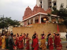 Shri Ram Mandir puja at Maruti Life Style