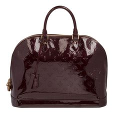 Louis Vuitton Alma Handbag   From a collection of rare vintage handbags and purses at http://www.1stdibs.com/fashion/accessories/handbags-purses/