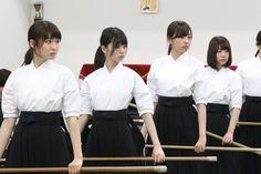 carudamon119: 舞台「あさひなぐ」出演の乃木坂46、... | 日々是遊楽也