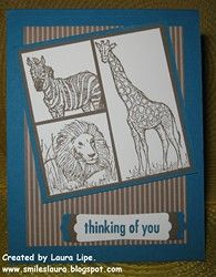 Stampin' Up! Zoo Review