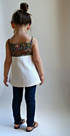 SHANDIIN Tank & Tunic  PDF Sewing Pattern for by LouBeeClothing, $7.95