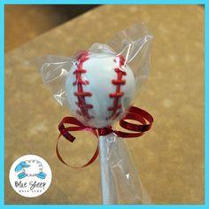 36 Baseball Cake Pop Favors