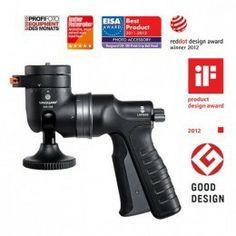 VANGUARD ROTULA GH-100, GH-200, GH300T Multipremiada con la mejor relacion calidad-precio