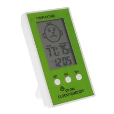 indoor outdoor thermometer precise hygrometer Digital Clock Temperature logger humidity meter dijital termometre higrometre