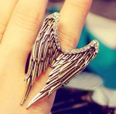 I want this! It reminds me of Maximum Ride, and I love that series!