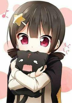 Resultado de imagem para animes kawaii neko
