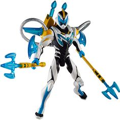 Max steel scuba mode toy