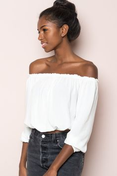 Brandy ♥ Melville    Maura Top - Tops - Clothing