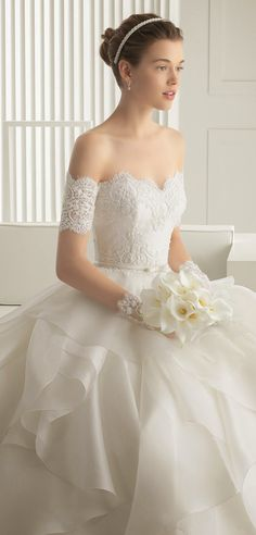 Rosa Clara 2015 Bridal Collection - Belle the Magazine . The Wedding Blog For The Sophisticated Bride #Provestra #Skinception #coupon code nicesup123 gets 25% off