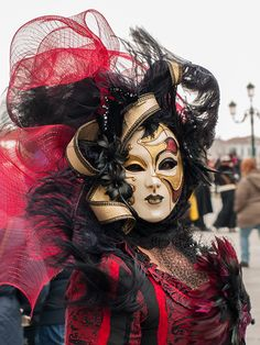 Carnival of Venice 2015 on Behance