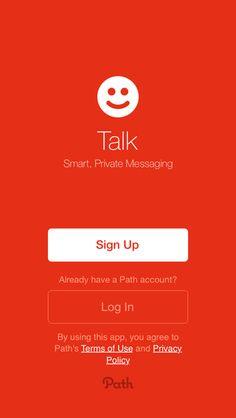 Path Talk - The New Me...