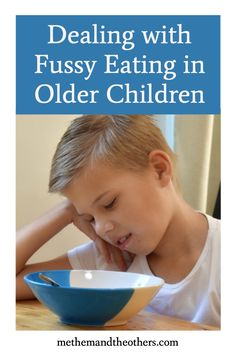 While most toddlers go through a picky stage, most come out of the other side to eat a fairy well rounded diet, albeit usually lacking in vegetables. Unfortunately, that hasn't been the case for our youngest who, at 7, still eats a very restricted diet. In my mission to help her expand her diet, I've gathered some tips from other mum bloggers that they have found useful when dealing with fussy eating in older children.