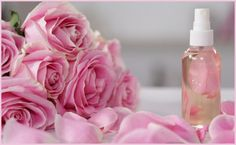 Rose water is one of the oldest beauty treatments out there and were even used by Cleopatra. Check out these rose water benefits and DIY rose water guide. Homemade Beauty, Diy Beauty, Beauty Hacks, Natural Beauty Tips, Natural Hair Styles, Rose Water Hair, Rose Toner, How To Make Rose, 1 Rose