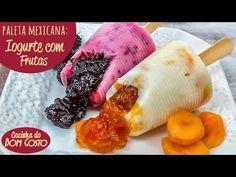 Aprenda a fazer 'Paletas Mexicanas' de um jeito fácil, utilizando copos plásticos descartáveis! Nesse episódio do 'Cozinha do Bom Gosto', Gabriela Rossi ensi...