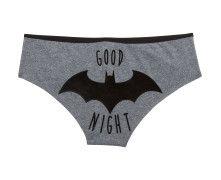 Shorty gris Batman x Undiz