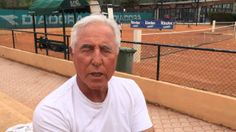 Il tennis in due colpi il miracolo del maestro Roberto Iacopini