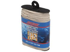 Cotton twine rope for boats - perfect for crochet?