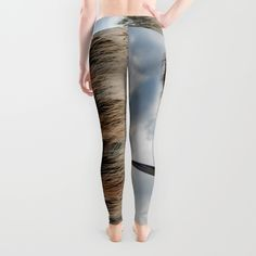 Highlander 2 Leggings by Mixed Imagery | Society6