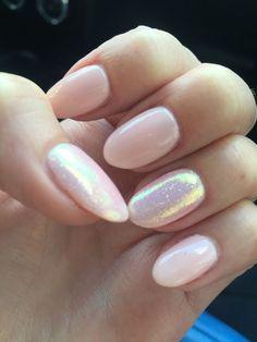 My beautiful wedding nails