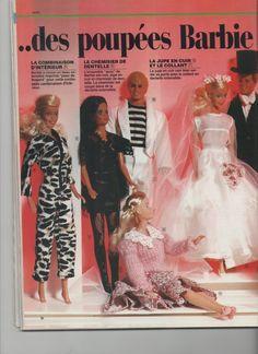 PAR AMOUR DES POUPEES :: barbie et ken