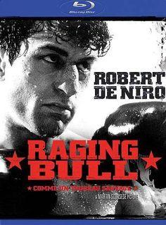 Raging Bull (Blu-ray Disc, 2008 Canadian; Widescreen) Robert De Niro - New    eBay