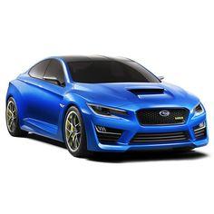 Subaru WRX Concept pictures