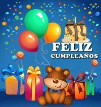 IMÁGENES DE CUMPLEAÑOS ® Frases de cumpleaños feliz Cute Happy Birthday, Happy Birthday Greeting Card, Greeting Cards, Animated Ecards, Animated Gifs, Birthday Songs, Birthday Wishes, Naughty Emoji, Share Pictures