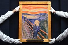 """The Scream"" could f"