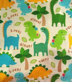 Jo-Ann's Fabric - Dinos Rarr