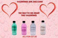 Guess whats now in stock.... The Valentine 20%... check it out here http://www.eveincarcare.co.uk/products/the-valentine-20-discount-pack?utm_campaign=social_autopilot&utm_source=pin&utm_medium=pin