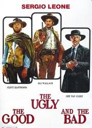 The Good, the Bad and the Ugly #movie #poster [Eastwood] 27 1/2'' X 39'' Only $10.97