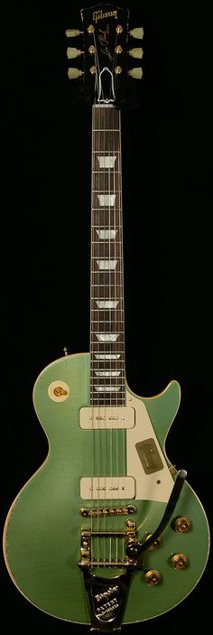 Gibson Custom Shop Historic Select 1956 Les Paul with Bigsby