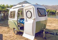 Mini campingvogn med fem værelser | Boligmagasinet.dk
