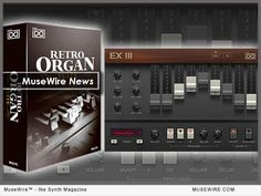 UVI Updates Retro Organ Suite to with New Yamaha Virtual Instrument Technology Magazines, Music Industry, Electronic Music, Yamaha, Instruments, Retro, Retro Illustration, Musical Instruments, Tools