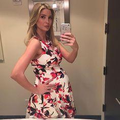nice dress for maternity - Ivanka trump line