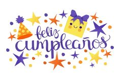 Concepto de letras feliz cumpleaños vect... | Premium Vector #Freepik #vector #cumpleanos Handlettering Happy Birthday, Happy Birthday Hand Lettering, Happy Birthday Font, Birthday Letters, Happy Birthday Greeting Card, Happy Birthday Balloons, Kids Birthday Cards, Birthday Fun, 20th Birthday Wishes
