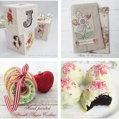 Shabby Art Boutique - 2014 Simply Christmas - Round up 3