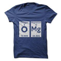 OMG Chemist shirt. - Shirt SKU: 868825 (Chemist Tshirts)