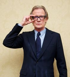 Bill Nighy, T Tv, Style Icons, Suit Jacket, Breast, Celebrity, Actors, Suits, People