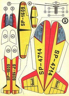 Las Recortables de Veva e Isabel: Recortables para niños.Aviones