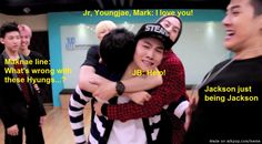 Why did I read Jr, Youngjae as Mr.Youngjae like I was so confused until I realized what it actually said
