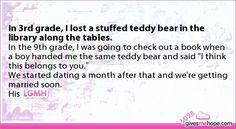 True love - Teddy Bear