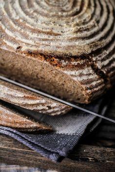 - VANIGLIA - storie di cucina: pane alla segale e semi di carvi