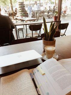 "procrastinationlikeapro: the colour beige happens to be a very tasty tone "" Study Desk, Study Space, Book Study, Work Motivation, School Motivation, Desk Stationery, Stationary, Studyblr Notes, Test Video"