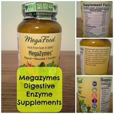 Megazymes+Digestive+Enzyme+Supplements
