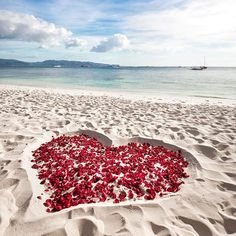 What we offer for your romantic beach wedding package – Beautiful Landscape Wallpaper, Beautiful Landscapes, Ramadan Poster, Love Wallpapers Romantic, Romantic Images, Blue Rose Tattoos, Heart In Nature, Beach Wedding Guests, Beach Wedding Centerpieces