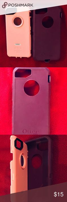 Otterbox Protective Phone Case for iPhone7 I lost my horn & it was replaced; I thought since I had an iPhone 6, that NOW it'd be a 7- how wrong I was! So, have to re-Posh this bc my phone is an iPhone 7s, which this doesn't fit. Otterbox is my favorite, the cover I have NOW is Military Approved- the ad shows a man on a beach w his dog, playing FETCH, w his actual phone! I'd rather have this one, but my MIGHTY one is about right, bc I should probably wear a helmet to bed.. #OtterboxiPhone7…