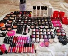OMG look at this makeup heaven! We've got more where that came from at Claire's <3