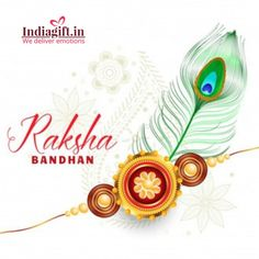 🌺 Best Happy Raksha Bandhan [August - HD Wishes Images for Sisters/Brothers -