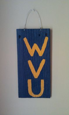 WVU...my first love